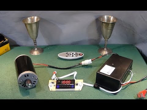 Low Cost Dc Motor Controller For Treadmill Doovi