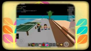 Stupid things on roblox with fatima205123 and supermon509