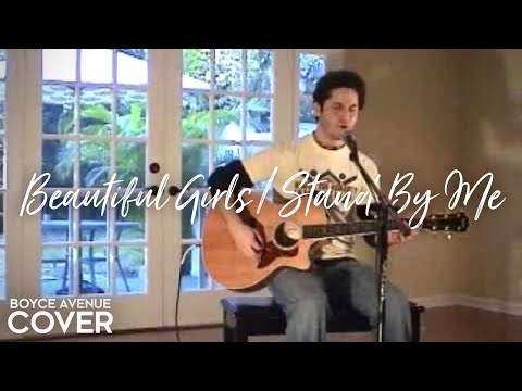Sean Kingston — Beautiful Girls / Stand By Me (Boyce Avenue acoustic cover) on Spotify & Apple