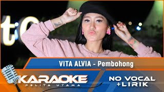 Download Mp3 Pembohong  Karaoke  - Vita Alvia