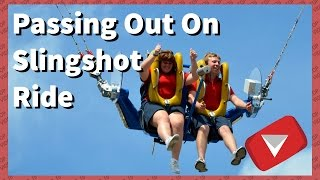 Passing Out On Slingshot Ride [funny] (TOP 10 VIDEOS) thumbnail