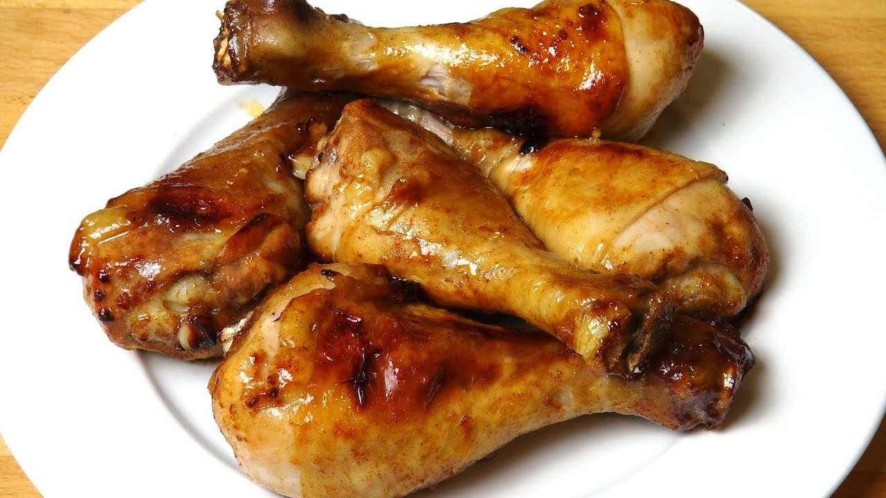 Smokey bbq chicken drumsticks one pot chef youtube ccuart Image collections