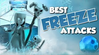 BEST Attack Strategy Using Freeze Spells | Clash of Clans