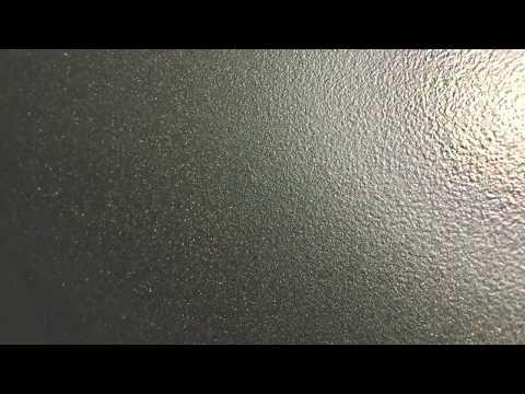 Покрытие RAPTOR, отколерованное  металликом Золото Инков 347
