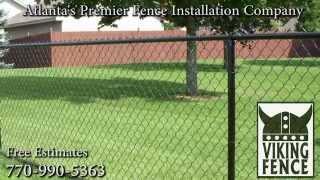 Atlanta Chain Link Fence Installation