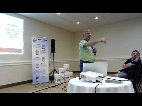 CPWTV- Spray Wash Academy & Power Wash Store- Tampa 2018  Day 1 Dougie Do Plant & Prop Protection 2