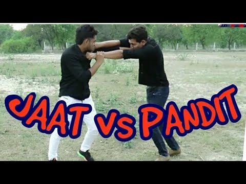 Jaat vs PANDIT  ||  ROYAL Jat ||