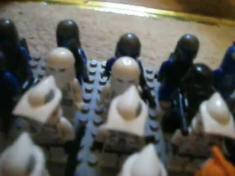 Toby Lego Clone Army