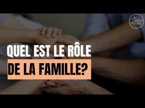 La famille, un noyau solide pour grandir