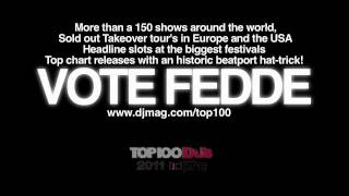 Download Fedde Le Grand - Why vote for Fedde in 60 Seconds MP3 song and Music Video