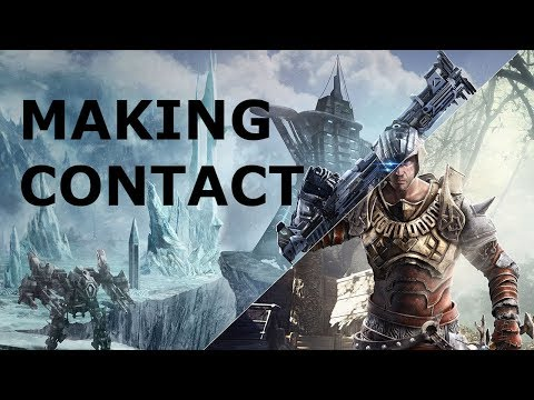 [Elex] Guide - Making Contact - Darrell - Lutz -