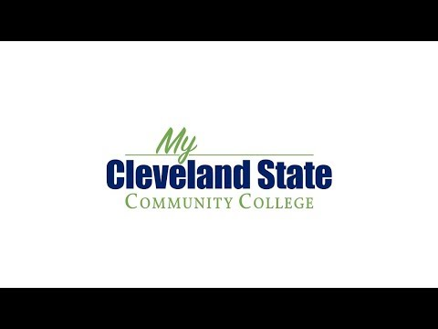 Why I chose Cleveland State Community College