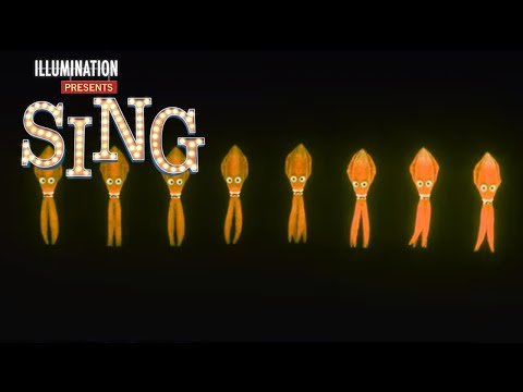 Sing | 15 Second Clip: Stevie Wonder feat. Ariana Grande | Illumination