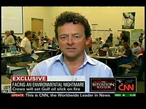 Deepwater Horizon - April 29, 2010 - CNN - BP CEO Tony Hayward