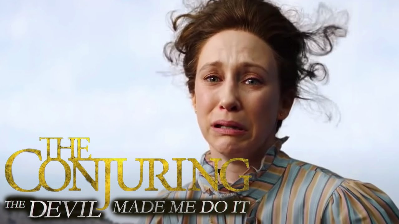 Download The Conjuring: The Devil Made Me Do It Trailer #1