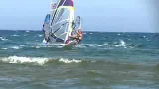Windsurf Camping Playa Brava Pals 2015