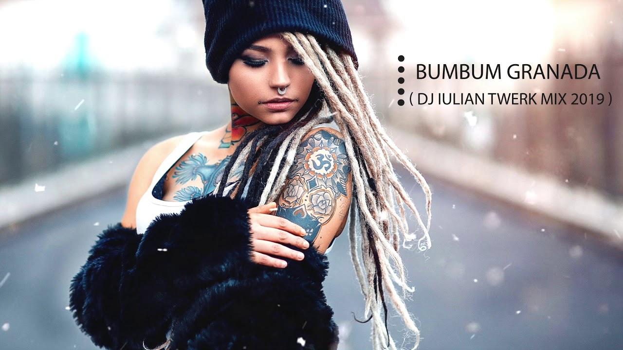 Dj iulian - Bumbum Granada ( Twerk Mix 2020 )