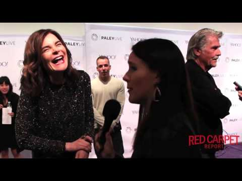Betsy Brandt's fun interview at PaleyLIVE's An Evening with