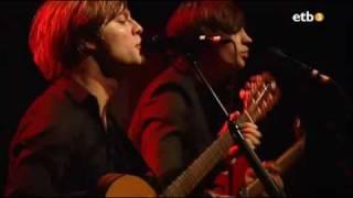 Mando Diao - Ringing Bells (Live @ Gaztea, Spain 2009)