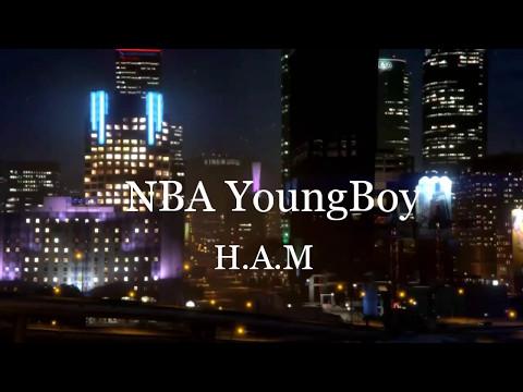 NBA YoungBoy - H.A.M ( GTA 5 MUSIC VIDEO )