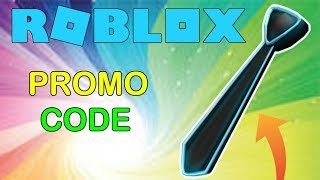 ROBLOX PROMO CODE FREE NEON BLUE TIE! [ROBLOX]