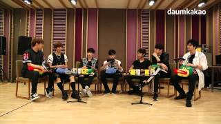 150813 Daum Kakaun Talk Interview with #인피니트 Woohyun short cuts