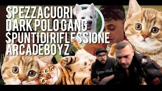REACTION FINITA MALE | DARK POLO GANG - SPEZZACUORI (Prod. By SickLuke)| #facciamoincazzarebarlow