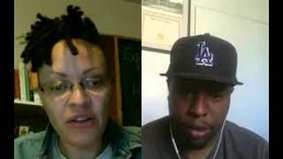 Talib Kweli Implies Yvette Carnell Is A Fraud