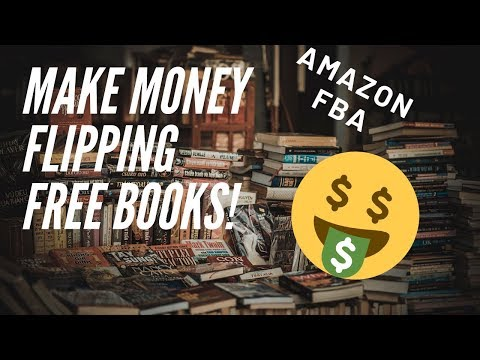 How To Resell Trash for Profit | Flipping Free Books On Amazon FBA Make Money Online UK
