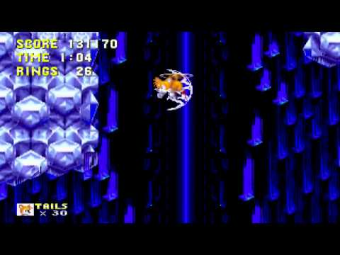 Sonic The Hedgehog 3: Tails Playthrough
