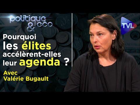 Trahison des institutions : la mort de l'Etat ? - Politique & Eco n°313 avec Valérie Bugault - TVL