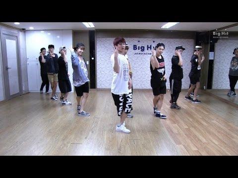 방탄소년단 'Beautiful' Dance Practice