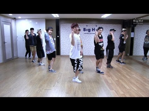 방탄소년단 'Beautiful' dance practice