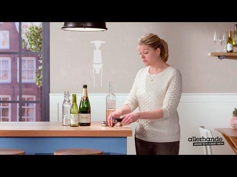 Wat is de beste manier om een geopende fles wijn te bewaren? - Allerhande
