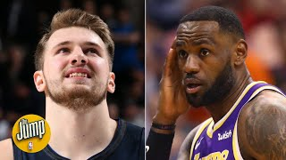 From LeBron to Brandon Roy, who does Luka Doncic remind you of? | The Jump