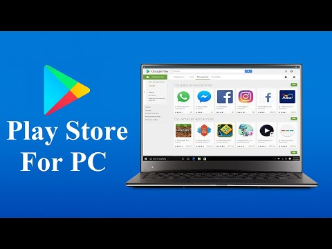 How To Install Google Play Store On PC & Run Android Games & Apps On Laptop