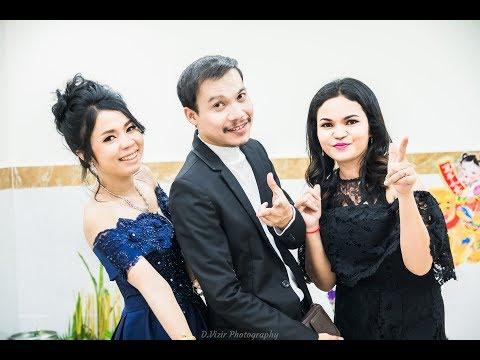 Sanin new apartment party in Phnom Penh city, Cambodia, 2018