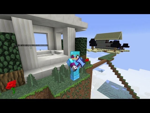 ZONA MINECRAFT: DIMENSION CELESTIAL #43 Videos De Viajes