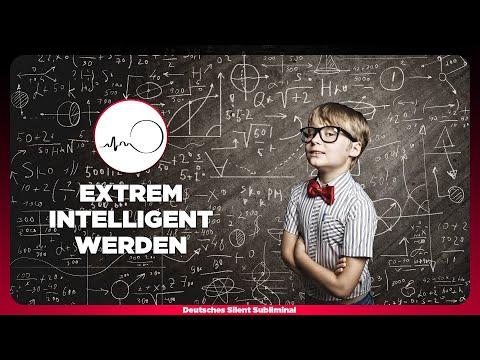 🎧 IQ & INTELLIGENZ STEIGERN - 100% SCHLAUER WERDEN - EXTREM INTELLIGENT WERDEN - GENIE SEIN