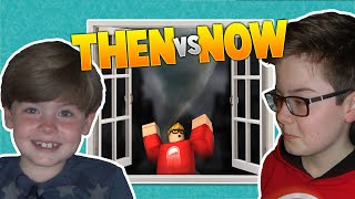 2014 Ethan vs 2019 Ethan - Natural Disasters Survival