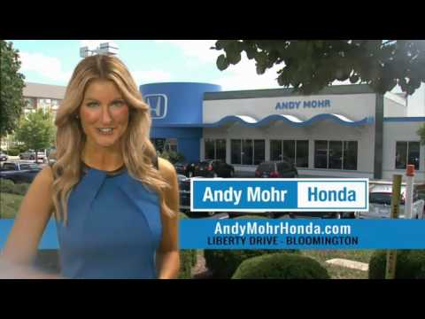 Andy Mohr Honda March 2017 Tv Commercial
