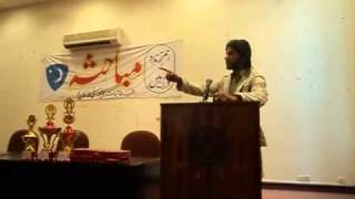 Nice Speech by Tayyab Bhai (Nazim 11 No hostel P.U.)