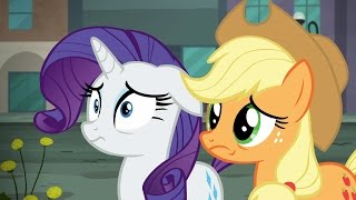 Rarity - Everything is going to be just fine! Perhaps I spoke too soon...