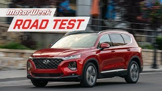 The 2019 Hyundai Santa Fe Still Delivers the Goods | MotorWeek Road Test