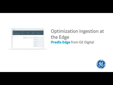 Optimization Ingestion at the Edge