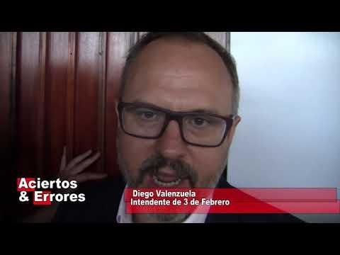 INTENDENTE 3 DE FEBRERO EN EL INICIO DE SESIONES DEL HCD