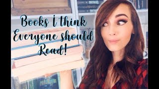 Books I Think Everyone Should Read!
