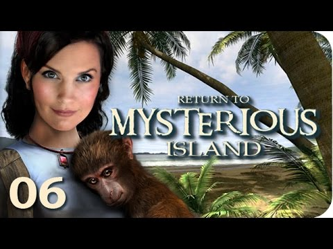 RETURN TO MYSTERIOUS ISLAND ♆ [Facecam] #06 Das Seemonster [HD+] Let's Play Geheimnisvolle Insel