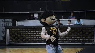 Obras Basket 85 - La Union 80 (08-02-2019)