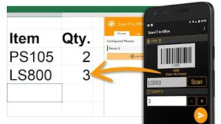 Https://tec-it.com/sto - scan-it to office is the all-in-one solution for bar code scanning and mobile data acquisition with microsoft excel, word,...